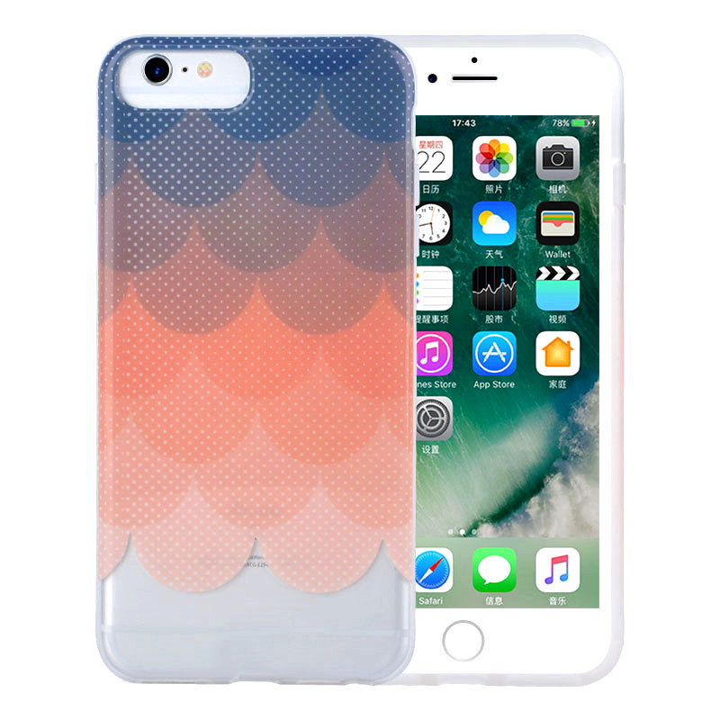 Roundness Shadow IMD iPhone 6S Plus Case