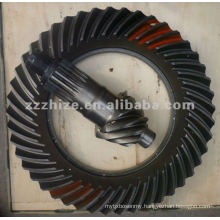 Crown wheel and pinion (2402Z845-025/026) for bus rear axle / bus spare parts