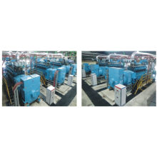 Centrale électrique 10MW avec générateur 1000rpm