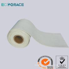 Tissu à glissière à air / courroie à glissière à air / toile à glissière à air pour usine de ciment