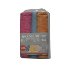 3PCS Microfibre Cleaning Cloths