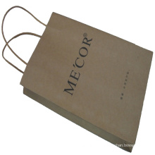 Kundenspezifischer Druck-hohe Qualitätspapier-Einkaufsgeschenk-Tasche für Großverkauf