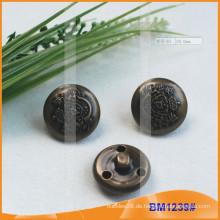 Fancy Metal Button für Anzug Jacken BM1239