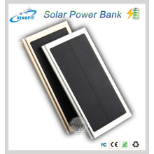 2016 Hot! Solar Power Bank 20000mAh Smartphone Charger