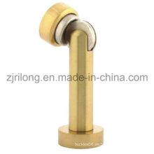 Stain Gold Zinc Aleación magnética titular de la puerta Df 2617