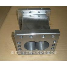 Tornillo y barril caliente de la venta para la línea doble de la granulación del tornillo co-rotating