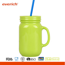 Everich Custom-made Mason Jar Travel With Pvc Card