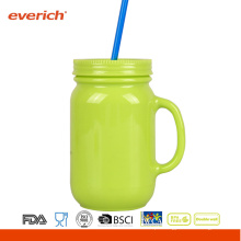 Everich Custom-made Mason Jar Travel com cartão de pvc
