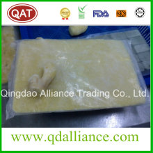 IQF Pasta de jengibre orgánico congelado con Brc Cert