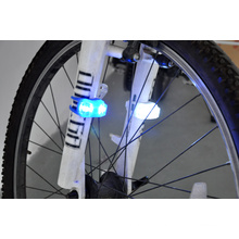 Silicone Bike Lamp Rear Light