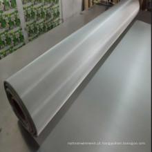 Preço de malha de arame de aço inoxidável de 500 microns por metro