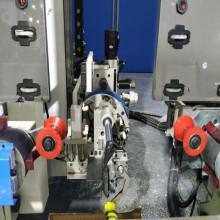 Linha de vedação de selante de silicone para vidros de degraus