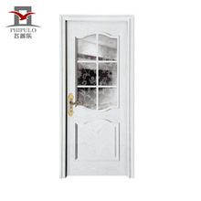 2018Classical design interior wooden composite door