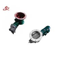 Fabricante de válvulas de válvula rotativa de tremonha de cinzas
