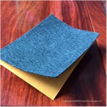 Tissu non tissé auto-adhésif de couleur