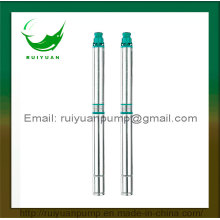 90QJD 1.5HP Copper Wire Stainless Steel Submersible Deep Well Pump Single/Three Phase (90QJD2-12/1.1KW)