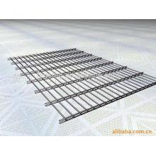 Anping facory export décoratif Clôture double fil