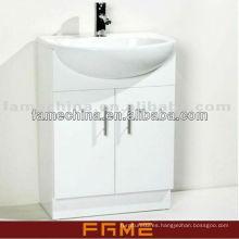 2013 Nuevo gabinete de cuarto de baño de MDF de pared de alto brillo