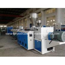 Пластиковых Экструзионных машин для 16-630мм производственная линия трубы PVC