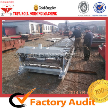 China for Wall Tile Roll Forming Machine Metal Sheet Color Steel Roof Panel Forming supply to New Zealand Manufacturer