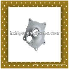 piezas de tractores pequeños / sección de acero de herramientas de máquina / piezas de fundición de gravedad de aleación de aluminio