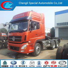 High Quality Low Price Dong Feng 6X4 Tractor Heavy Duty Truck Tractor for Sale