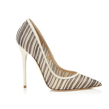 New Collection Fashion High Heeled Ladies Shoes (Y 89)