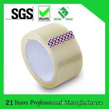 48mm x 55m BOPP klare Klebebänder für den Schachtelverschluss