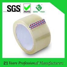 48mm X 55m BOPP Clear Adhesive Tapes for Box Sealing