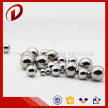 High Hardness G10-G1000 Factory Direct Supply Solid Miniature Mirror Polished Steel Ball for Bearing (size 4.763-45mm)