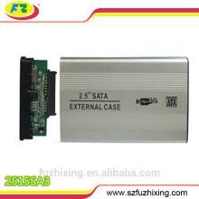 2.5 Caja de disco duro USB3.0 SATA HDD Enclosure