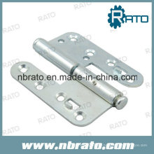 Zinc Plated Iron Two Bearing Butt Hinge