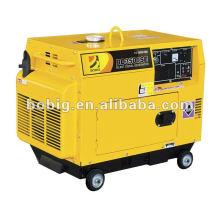 Бесшумный дизельный генератор 3 кВт