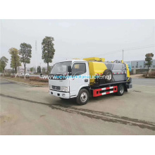 Dongfeng RHD/LHD Side Loder Garbage Truck