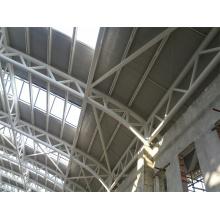 Panel prefabricado del emparedado que cubre el braguero prefabricado de la vertiente