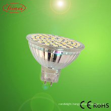 1.8W SMD LED Spotlight (MR16, 12PCS 5050 SMD LED)