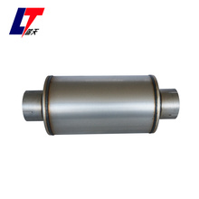 Stainless steel 6'' round car muffler LT614200