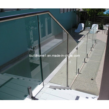 12mm Thickness Tempered Glass Fencing