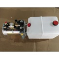 Hydraulic power unit for trailer