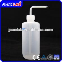 JOAN Laboratorio de plástico de la botella de lavado PP Material