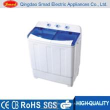 8kg Top Loading Kompakte halbautomatische Waschmaschine