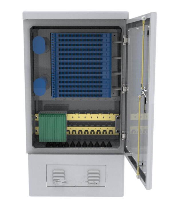 Fiber Optic Equipment Cabinet