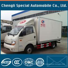 De Buena Calidad Hecho en China JAC Mini Refrigerador Congelador Camión