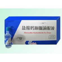 Clorhidrato de Moroxidina Gotas para los ojos, hidrocloruro de hidrobenzol Gotas para los ojos
