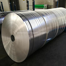 Tiras de aletas de aluminio de intercambio de calor para secador de aire