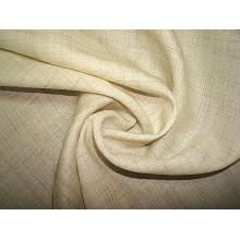 Tissu teint de fibres de laine