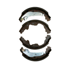 Auto parts brake shoes for chevrolet toyota hiace coaster