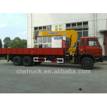Heißer Verkauf Dongfeng 6x4 Kran-LKW 6 Tonnen