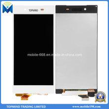 Painel LCD do telemóvel para a exposição de Sony Xperia Z5 LCD com conjunto do digitador