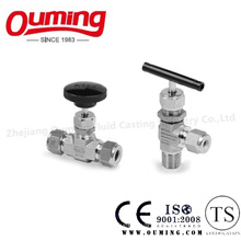 Stainless Steel Needle Valve with High Pressure